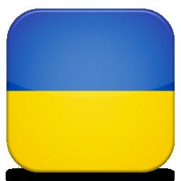 Bandeira Ucrania