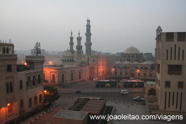 Khan el Khalili district, Islamic Cairo Egypt