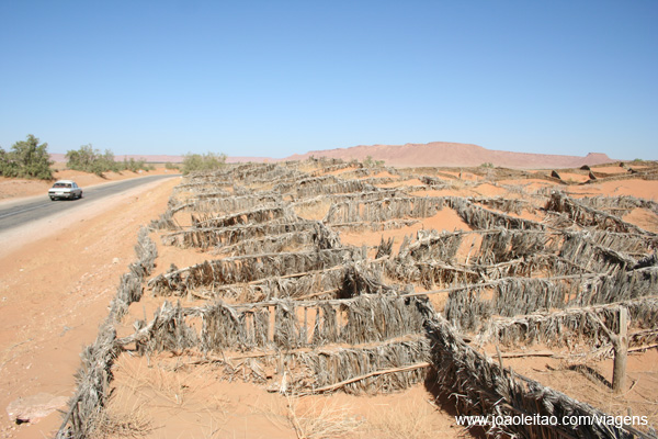 Quebra-areias Marrocos