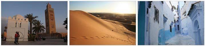 Top Melhores Destinos em Marrocos