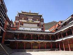 Mosteiro de Tashilhunpo, Tibete, China