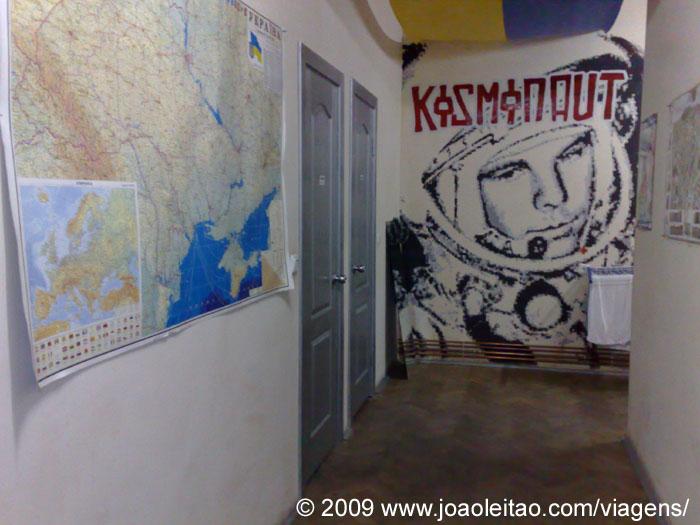The Kosmonaut Hostel - Youth Hostel Lviv Ukraine