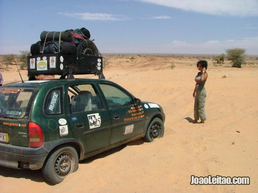 Viagem Carro Mauritania (1)