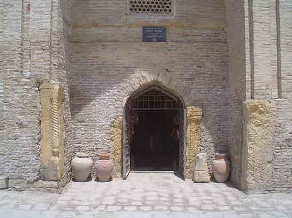 Bukhara, Antiga Rota da Seda, Uzbequistão