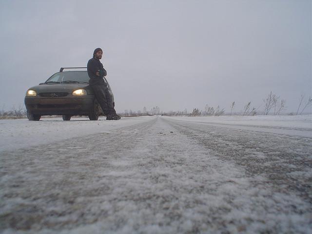 Eu e o Opel Corsa
