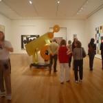 Fotografias do Museu de Arte Moderna MOMA, Nova Iorque EUA