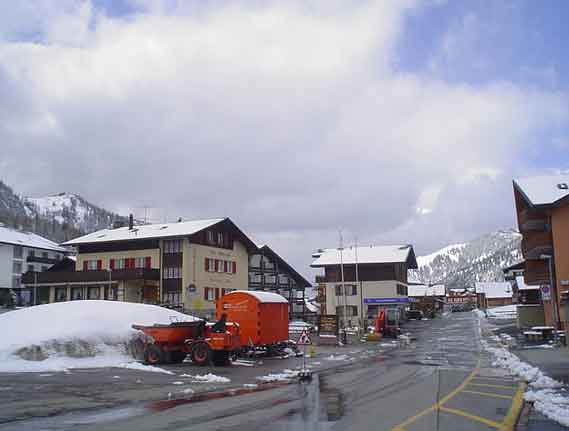 Estância de Ski de Malbun, Liechtenstein
