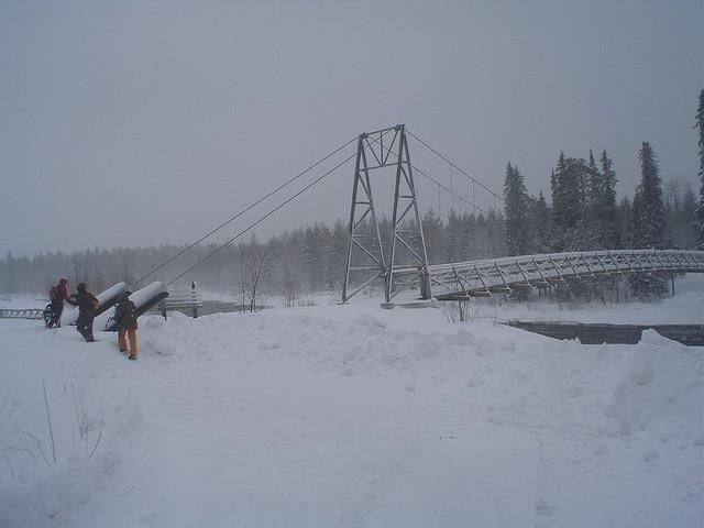 Círculo Polar Ártico, Lapónia, Finlândia