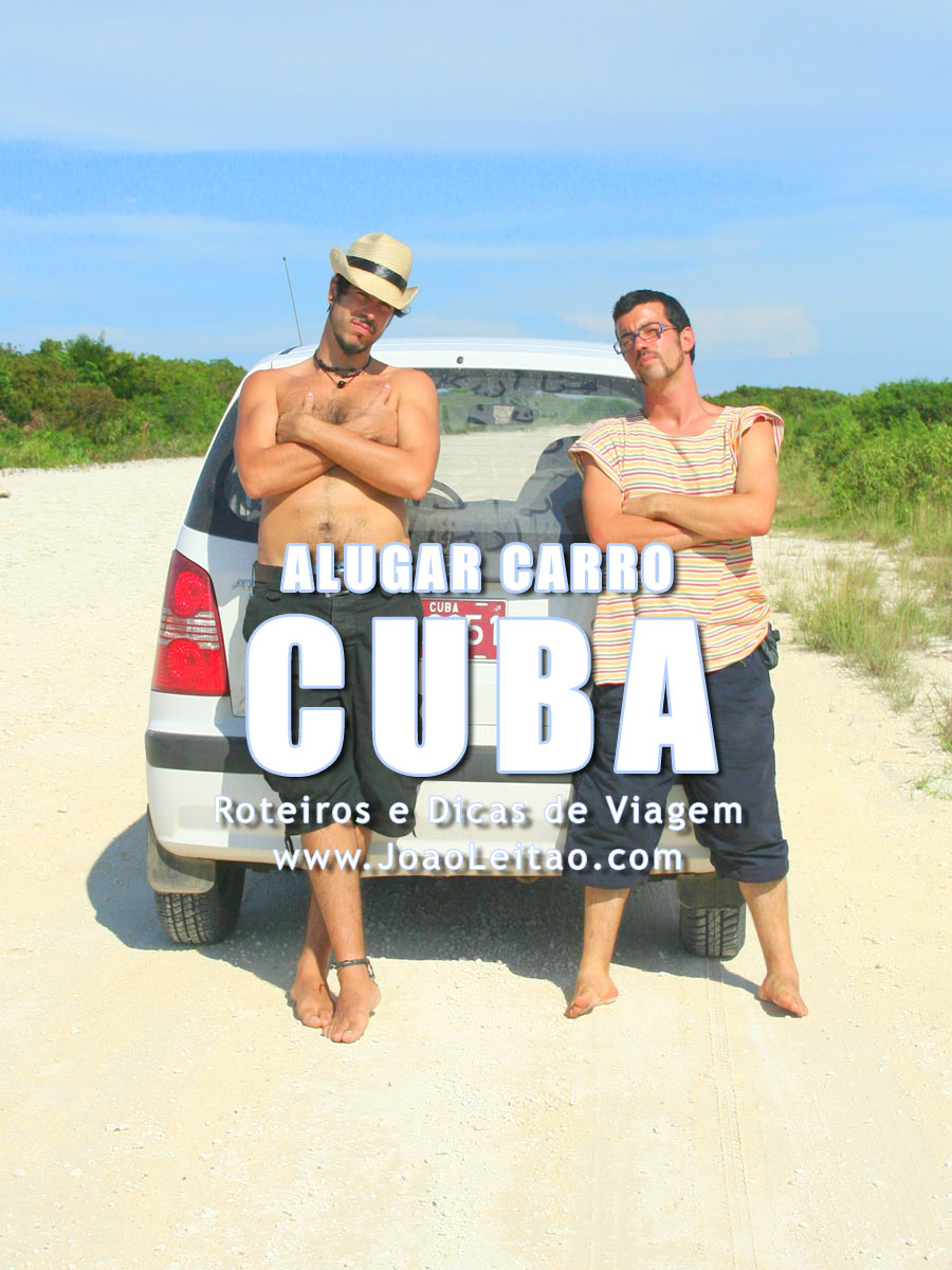 Alugar carro em Havana Cuba