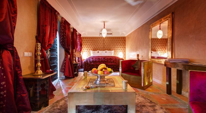 Riad Wow em Marrakech