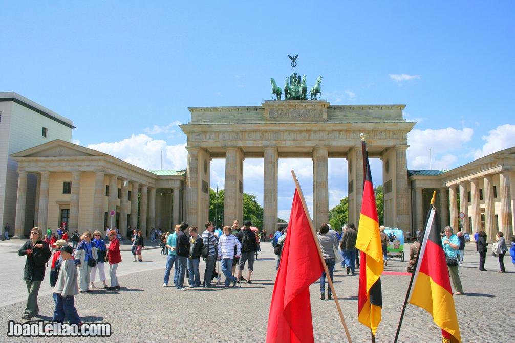 INTERRAIL EM BERLIM