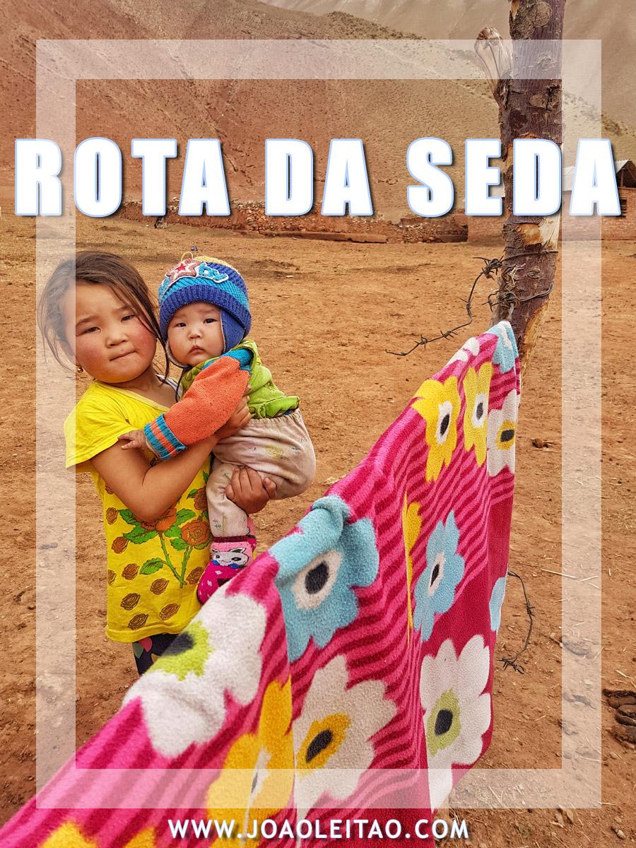 ROTA DA SEDA