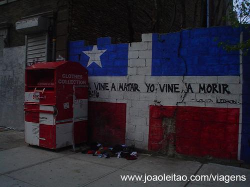 Harlem e El Barrio, Manhattan Nova Iorque EUA
