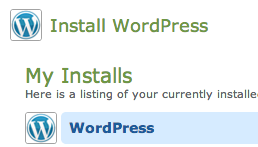 Instalar o WordPress no seu site