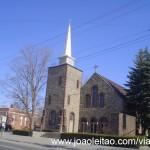 Fotografias da cidade de Monticello, Estado de Nova Iorque, EUA