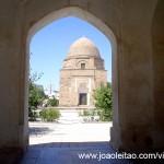 Samarcanda na Rota da Seda, Uzbequistão
