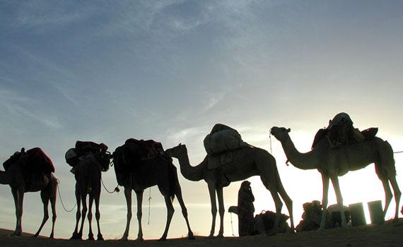 Viajar no Mali