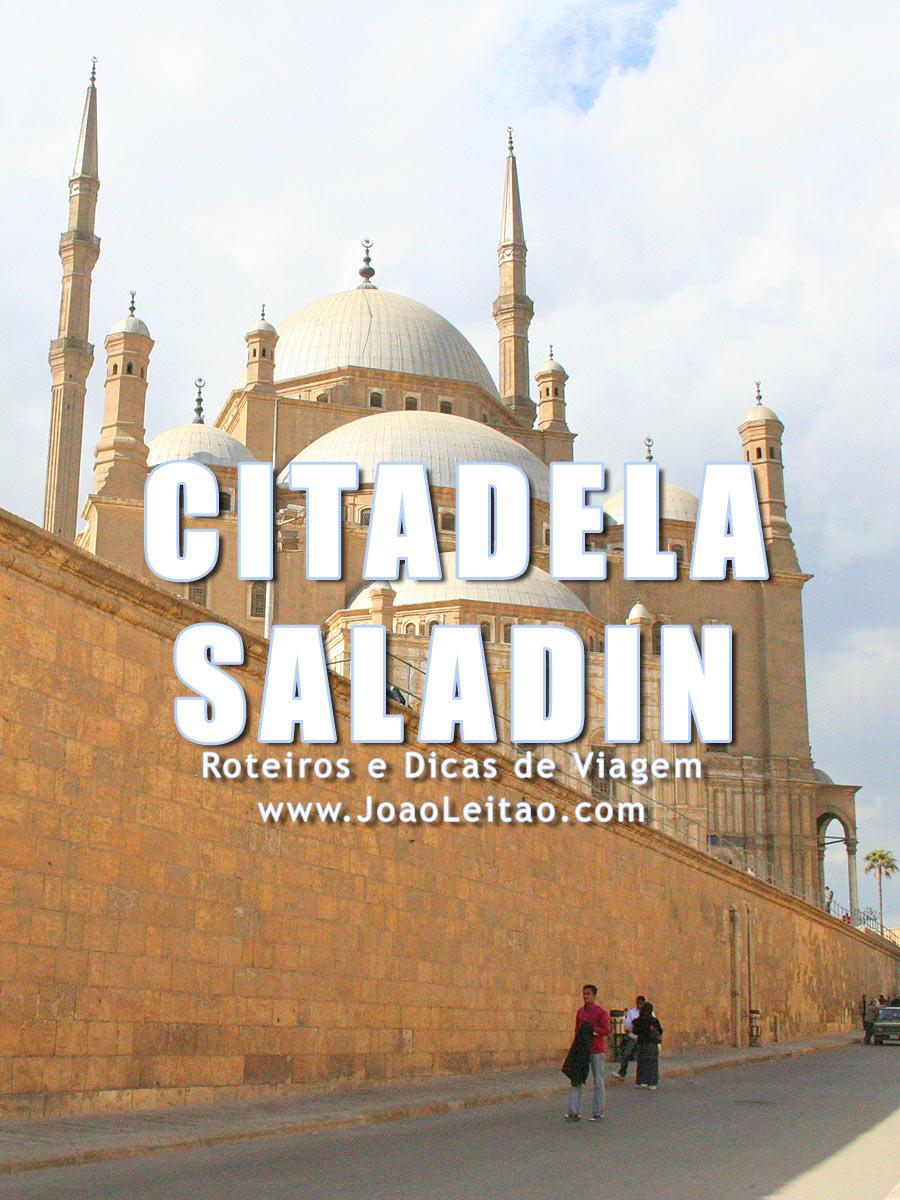 Visitar Citadela Saladin, Guia de Viagem - Dicas, Roteiros, Mapas, Fotos