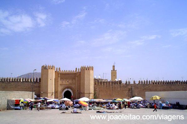 Cidade Imperial de Fez, Marrocos