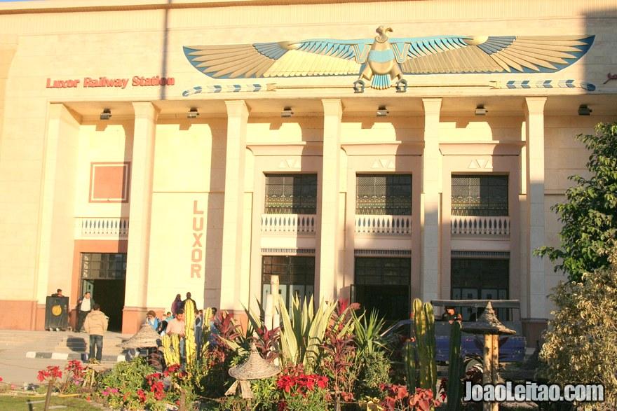 Estação do Comboio de Luxor