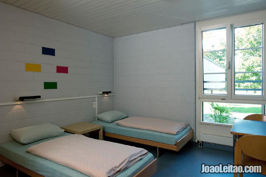 Hostel em Schaan, Alojamento barato no Liechtenstein