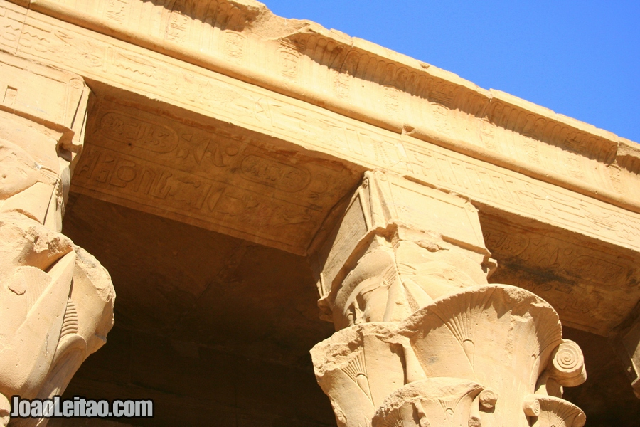 Templo de Filae Egito (10)