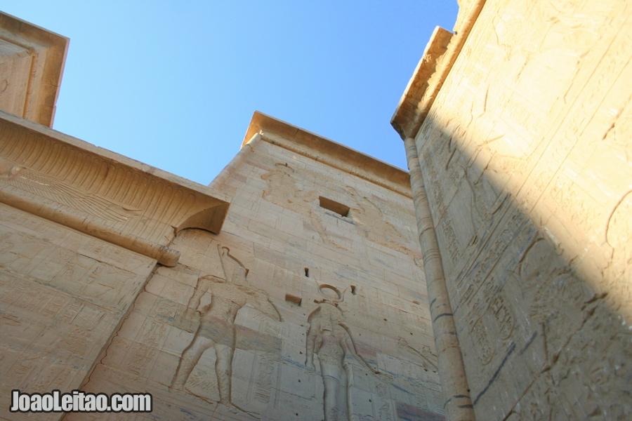 Templo de Filae Egito (7)