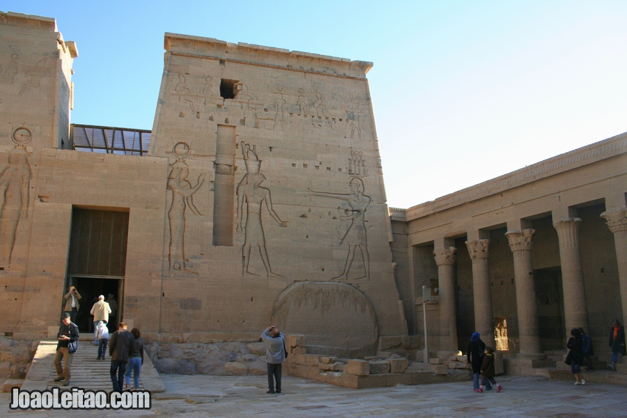 Templo de Filae Egito (8)