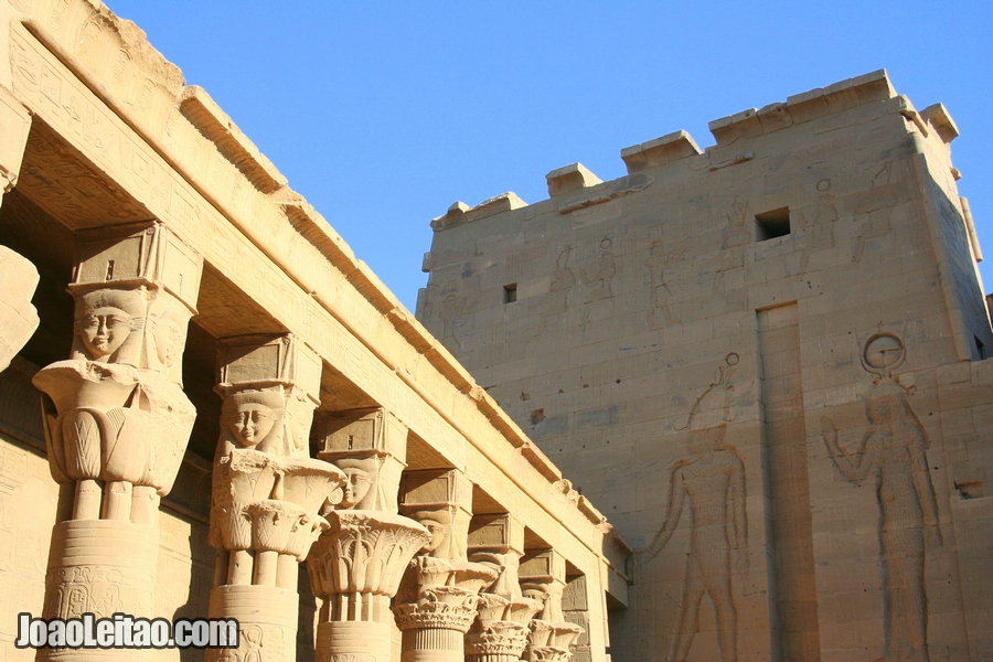 Templo de Filae Egito (9)