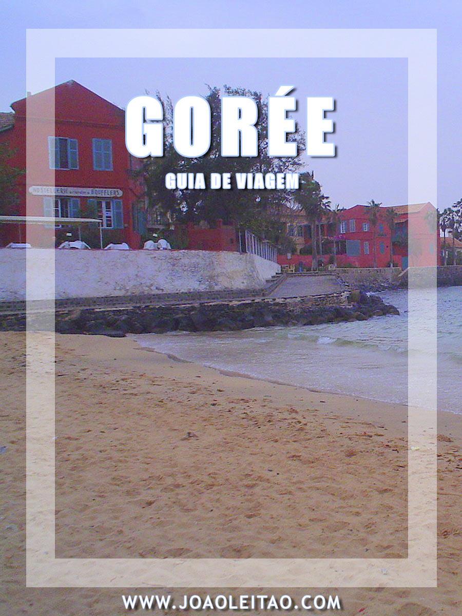 VISITAR ILHA DE GOREE