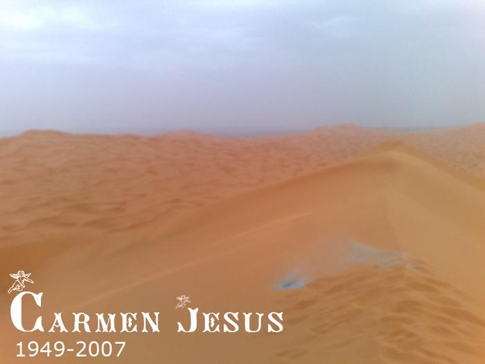 Carmen Jesus 1949-2007