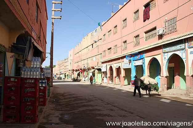 Rissani, Cidade Deserto do Saara, Marrocos