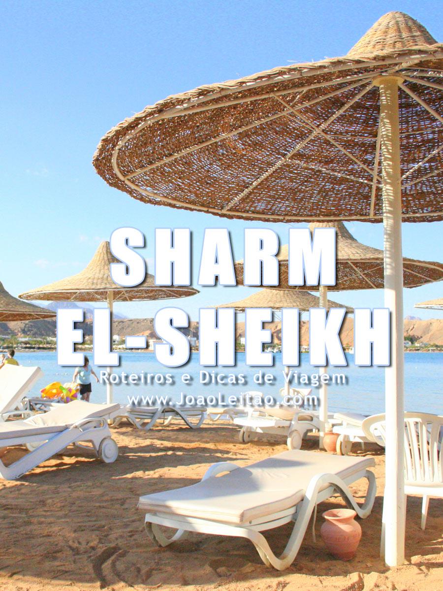 Visitar Sharm el-Sheikh, Guia de Viagem - Dicas, Roteiros, Mapas, Fotos
