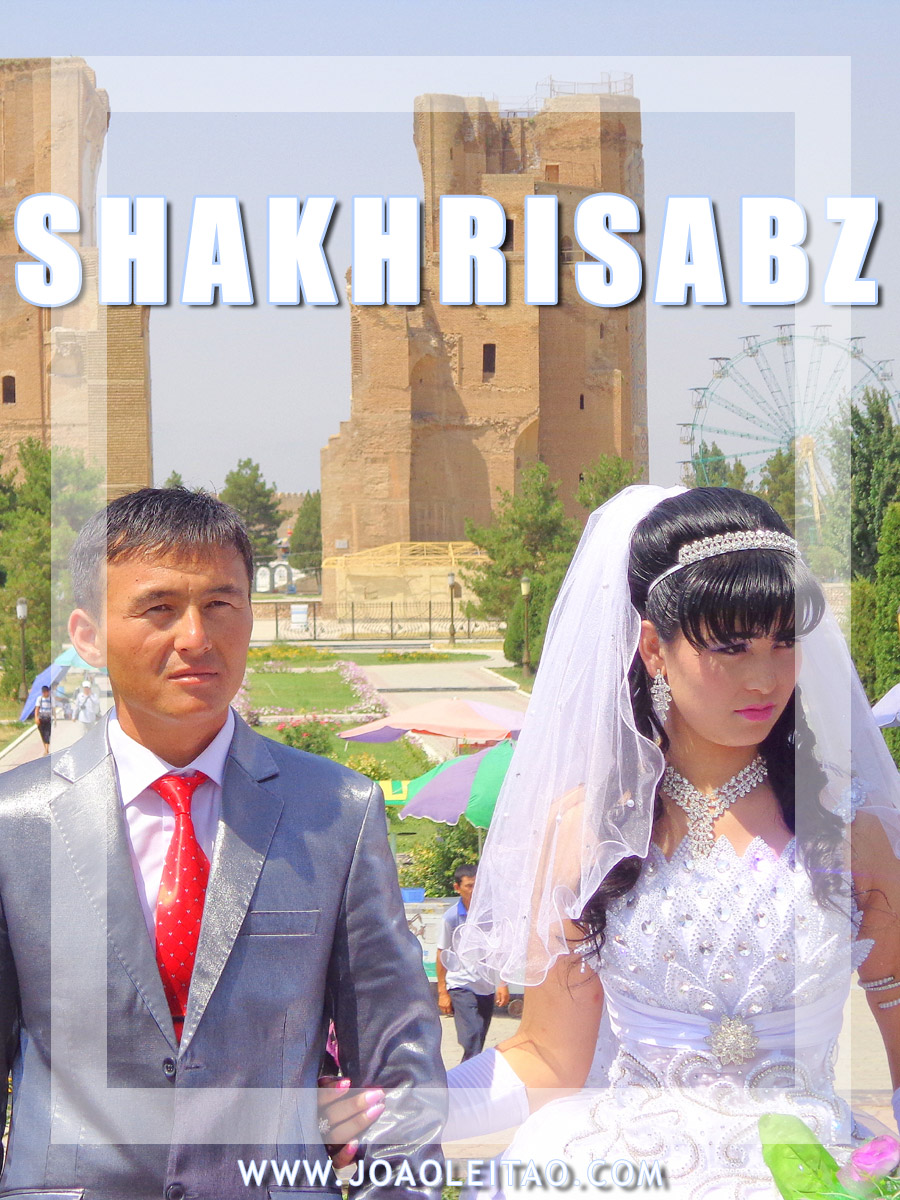 VISITAR SHAKHRISABZ