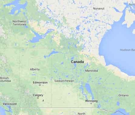 mapa-canada