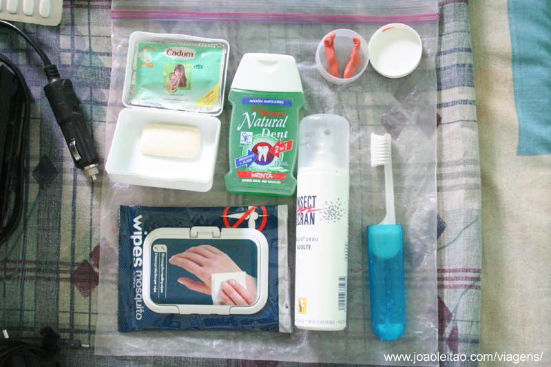 O que levar na mochila para viagem