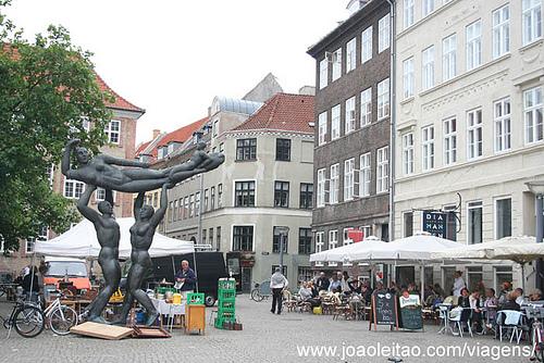 centro de Copenhaga