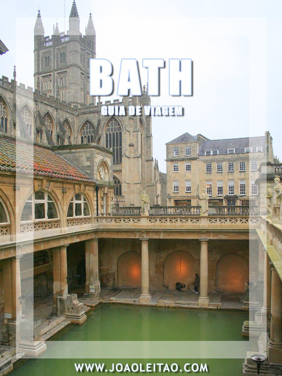 VISITAR BATH