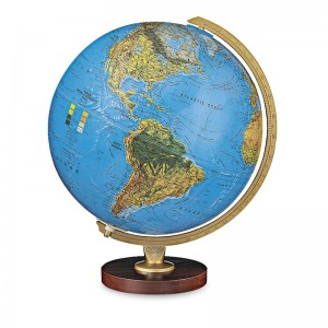 Earth Globe - Travel IQ Game