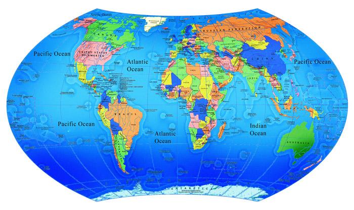 Jogo Teste QI de Geografia Paises do Mundo