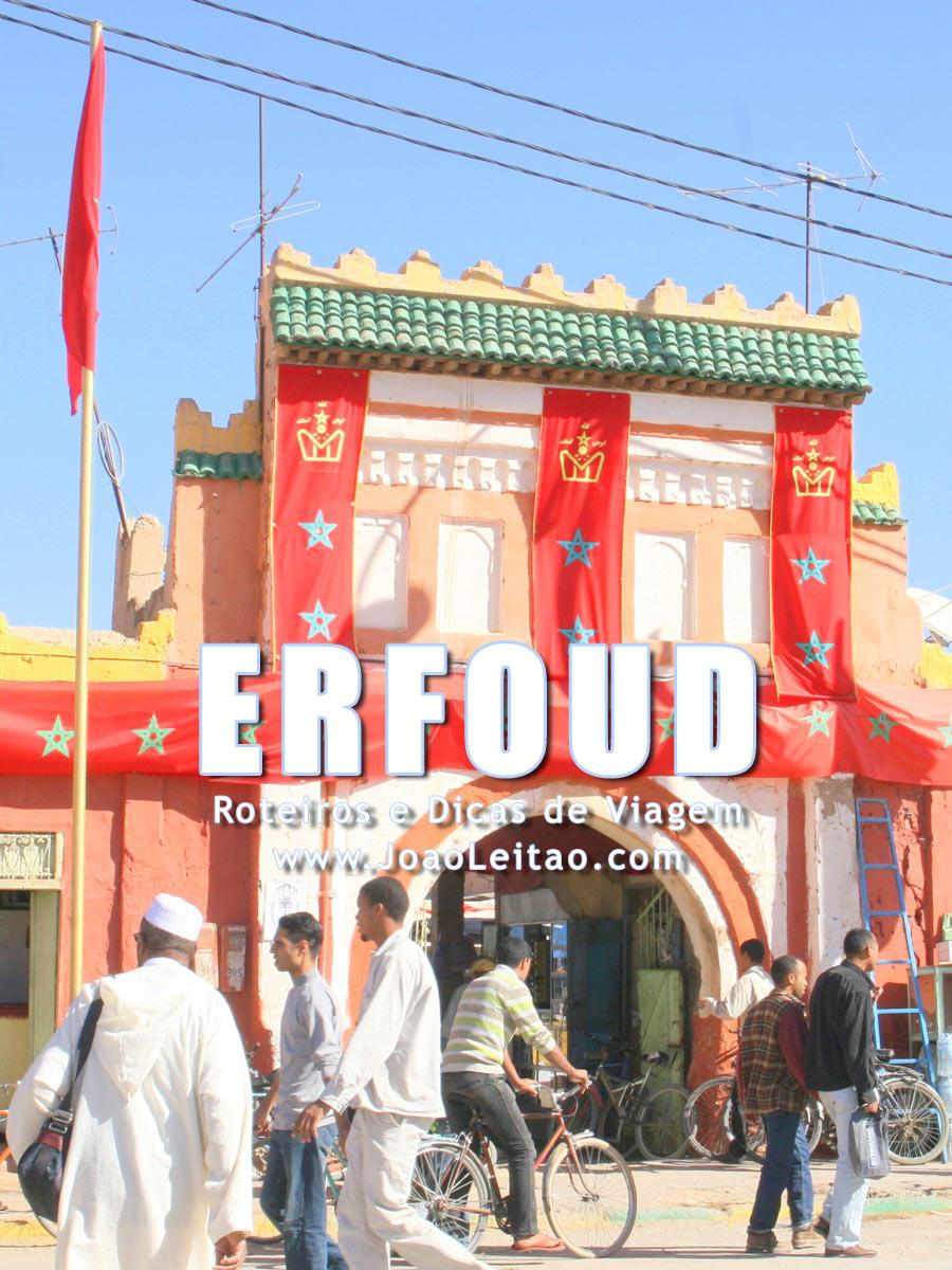 Visitar Erfoud, Guia de Viagem – Dicas, Roteiros, Mapas, Fotos