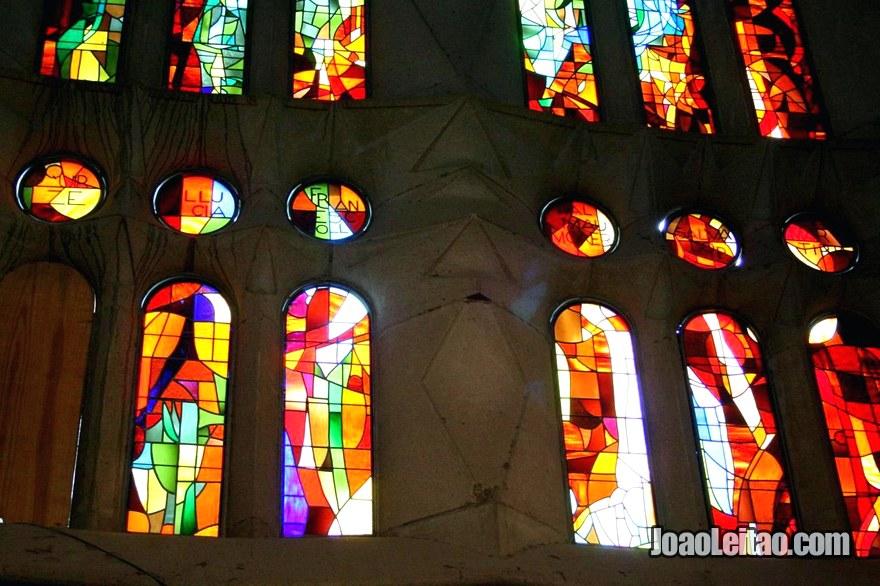 Sagrada Família em Barcelona