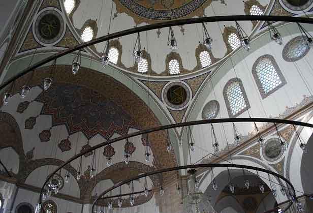 Mesquita Sultão Selim em Konya, Turquia