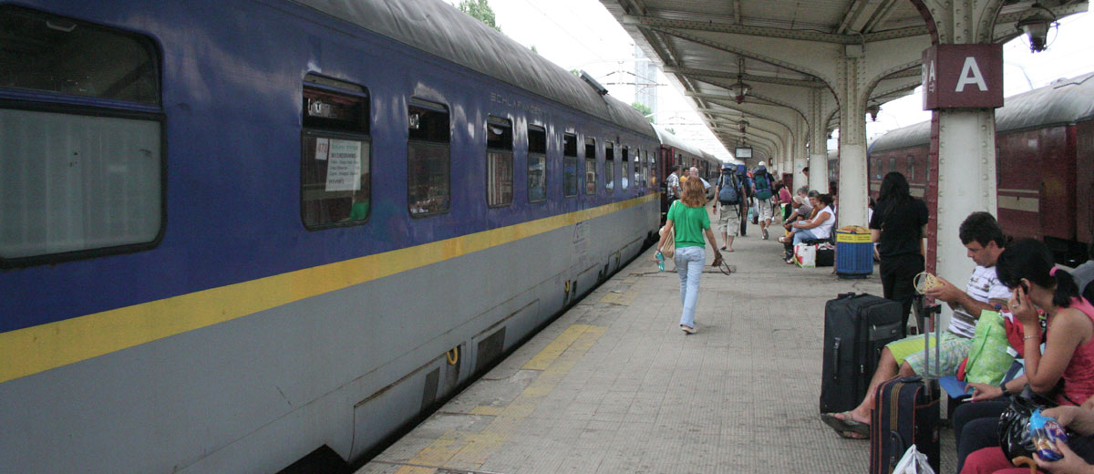 Comboio Bucareste Istambull