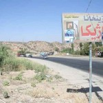 Boleia Dohuk até Amadiyah, Região Curdistão, Iraque