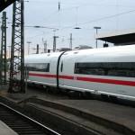 Comboio Dortmund até Darmstadt Alemanha