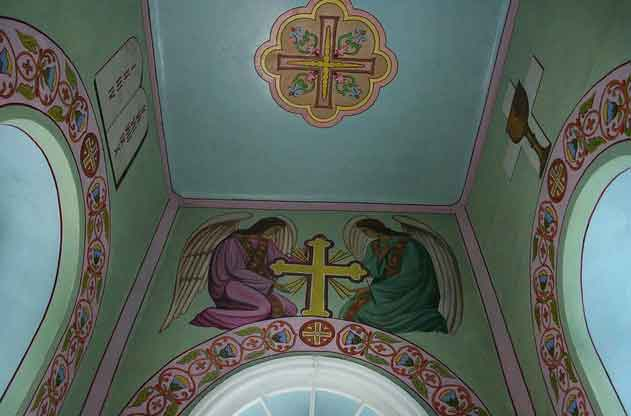 Igreja da Trindade, Chisinau Moldávia