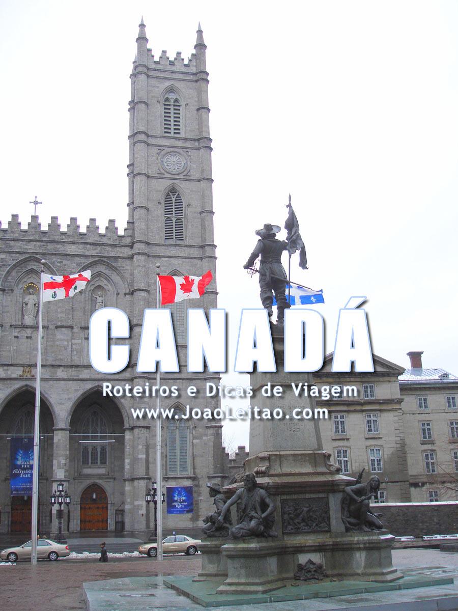 Visitar Canadá – Roteiros e Dicas de Viagem