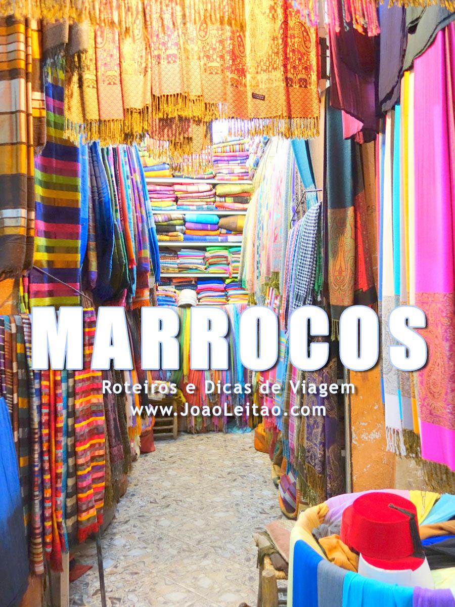 Compras em Marrocos