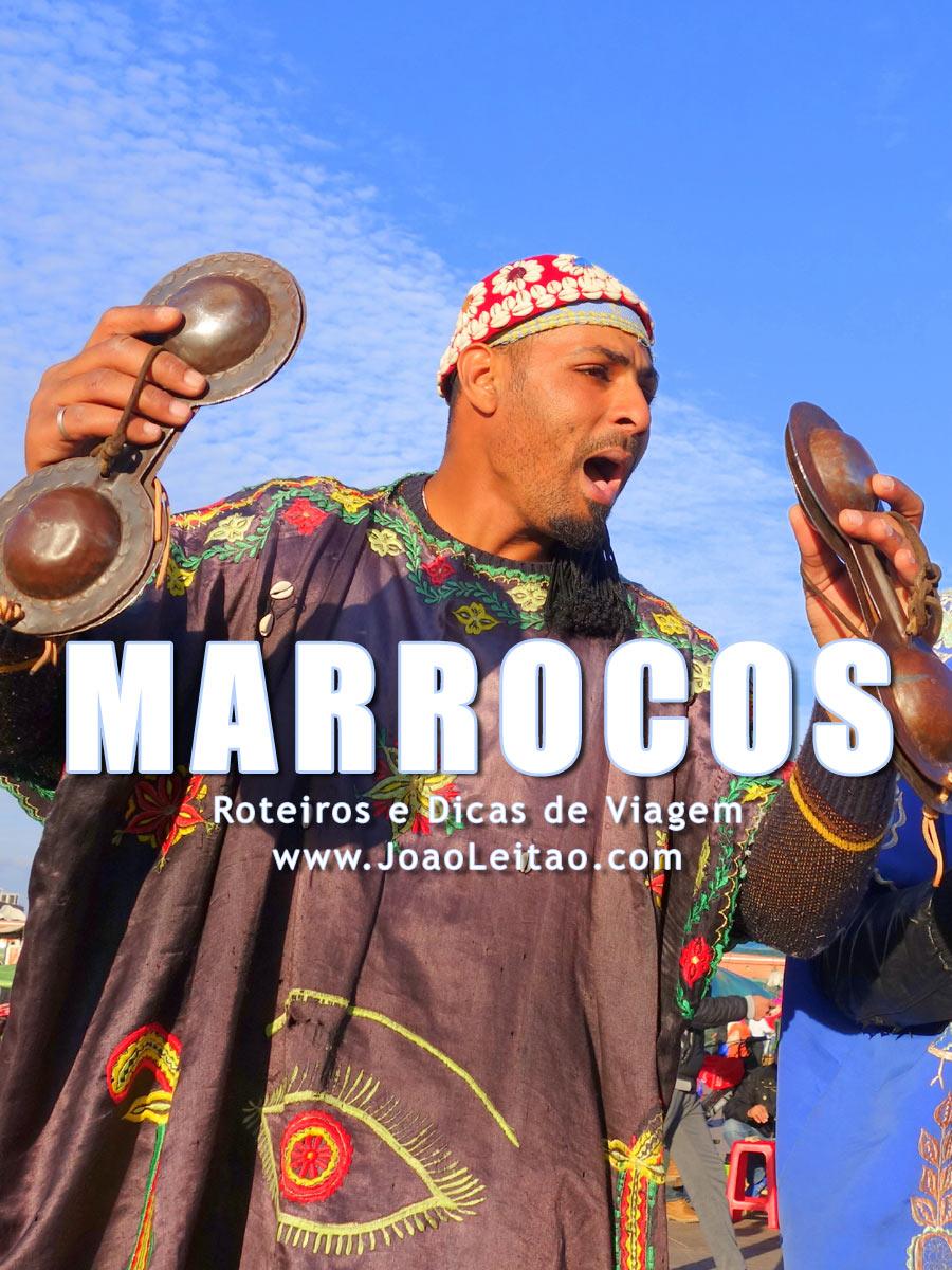 Música em Marrocos